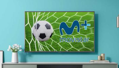 Estos son todos los nuevos diales de los canales de Movistar para el fútbol con LaLiga y Champions