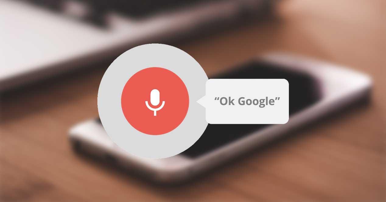 ok google asistente voz movil
