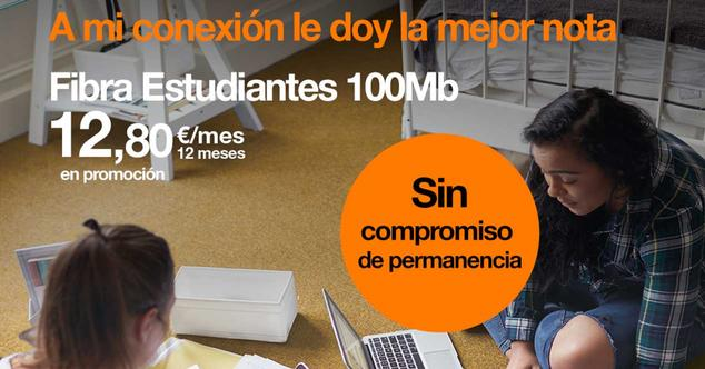 orange fibra estudiantes