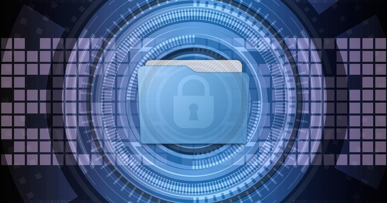Proteger carpetas con password en Windows 10