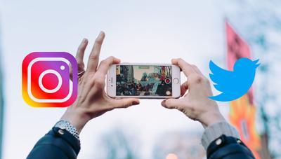 Haz que tus fotos de Instagram se publiquen también en Twitter de forma automática