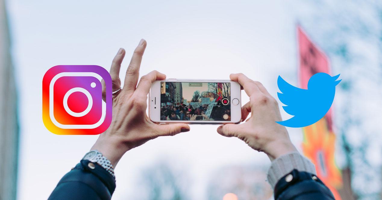 Publicar las fotos de Instagram automáticamente en Twitter