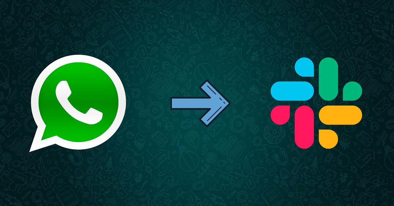 Recibir notificaciones de WhatsApp en Slack