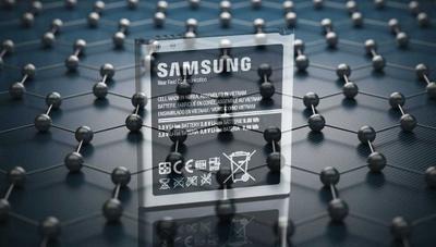 Samsung lanzaría un móvil con batería de grafeno que se carga en media hora