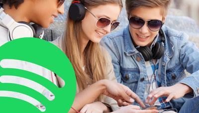 Cómo crear una playlist en Spotify en la que puedan añadir música también tus amigos