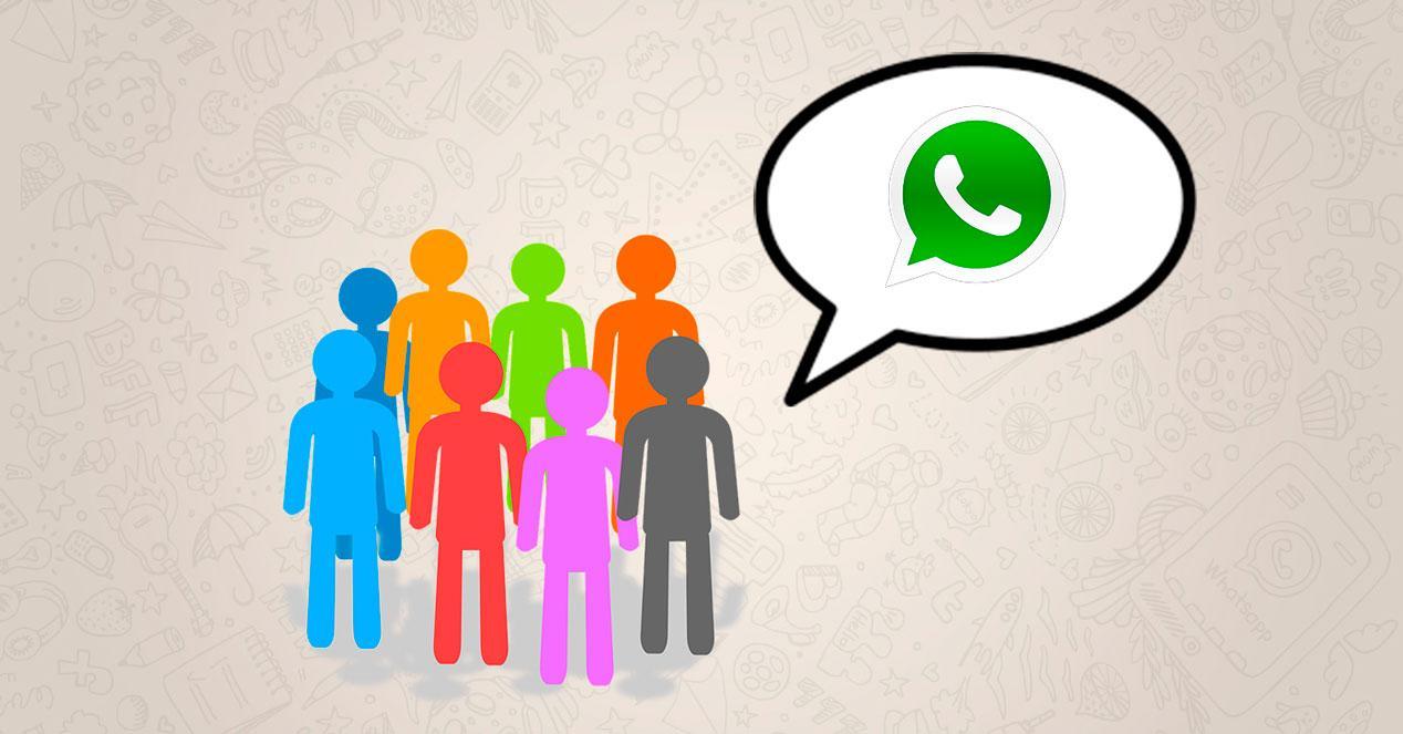 Tono personalizado en grupos de WhatsApp
