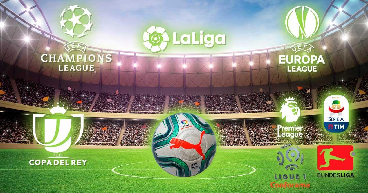 Cómo Ver El Fútbol En La Tele En 2020 2021 Canales Y Tarifas