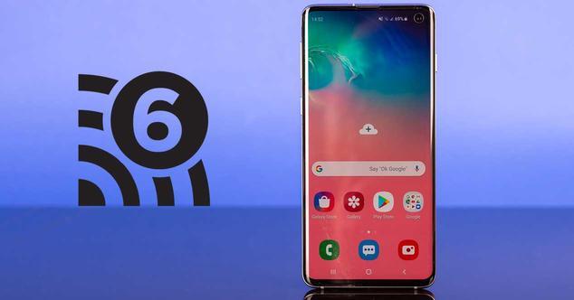 wifi 6 galaxy s10