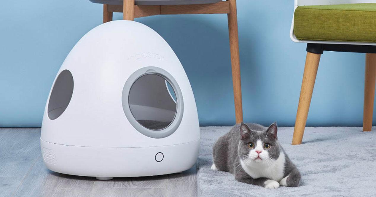 Xiaomi casa inteligente mascotas