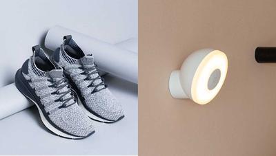 Xiaomi lanza unas nuevas zapatillas deportivas y una luz LED que se enciende sola al pasar