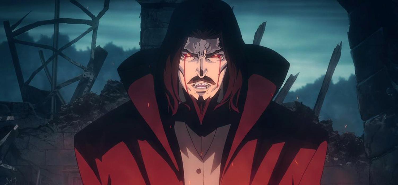 Castlevania - Mejores series de vampiros