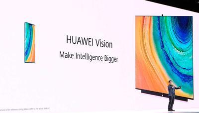 Huawei Vision: su nueva Smart TV 4K es básicamente un enorme móvil de hasta 75 pulgadas