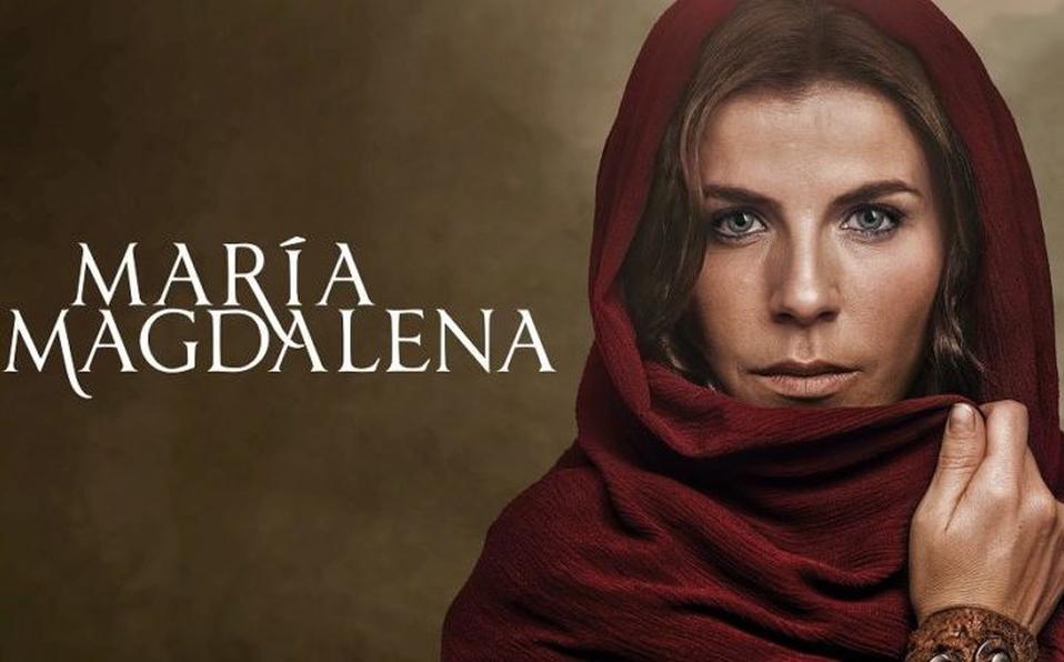 Maria magdalena - Mejores series biográficas
