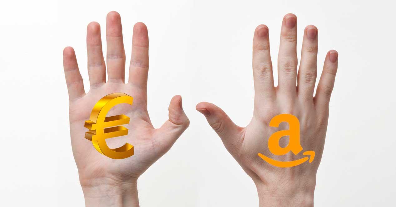 ¡Adiós dinero y tarjetas! Amazon trabaja en que puedas pagar con tu mano