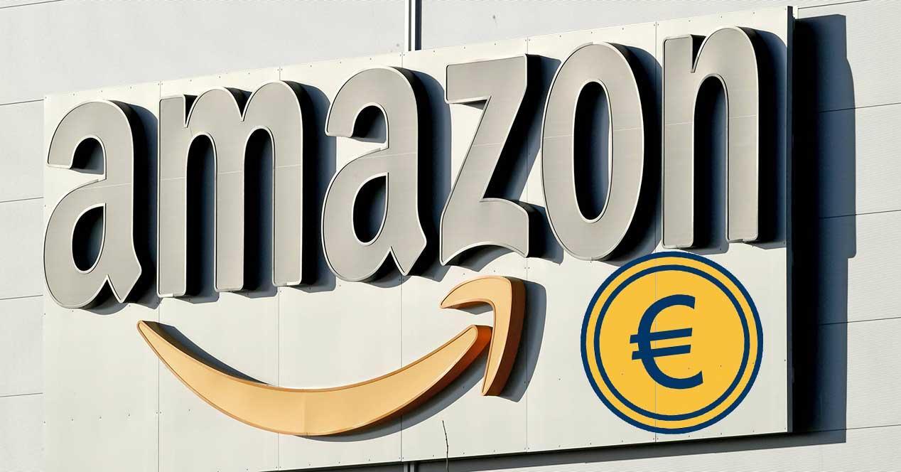 amazon españa euro