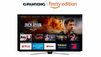 Amazon lanza dos nuevas Smart TV OLED con Alexa