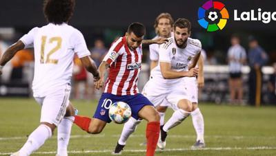Cómo ver en directo el Atlético de Madrid – Real Madrid por Tv, Internet y el móvil