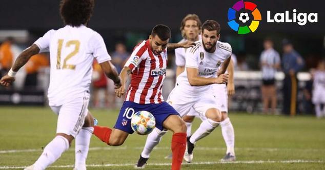 Ver noticia 'Cómo ver en directo el Atlético de Madrid – Real Madrid por Tv, Internet y el móvil'