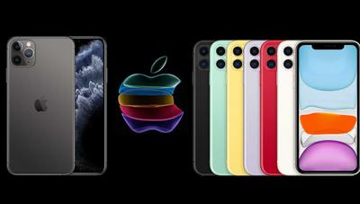 Todo lo presentado hoy por Apple: iPhone 11, iPhone 11 Pro, iPhone 11 Pro Max, Apple Watch Series 5 y más