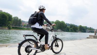 Consigue esta bicicleta eléctrica con un gran descuento y disfrútala a diario lo que queda de verano