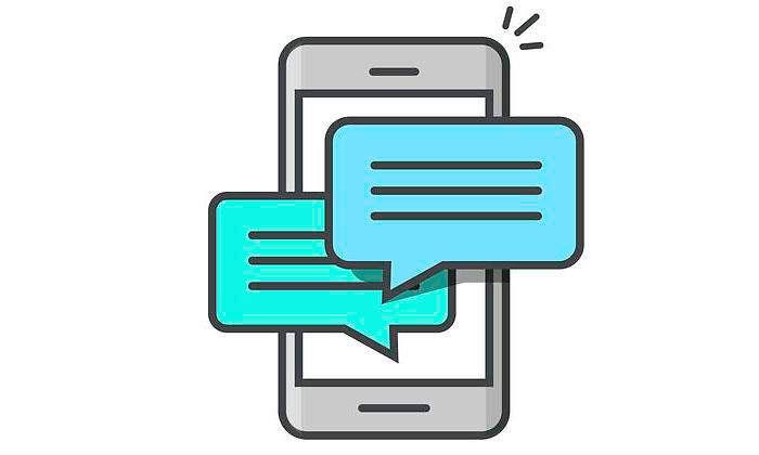 Contactar por SMS