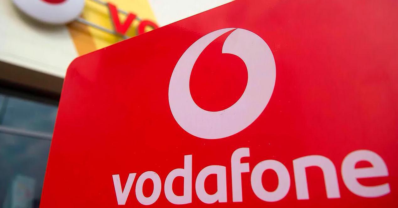 Contactar con Vodafone
