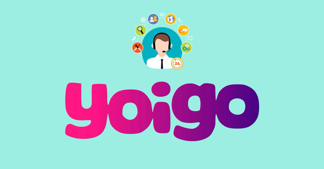 Contactar con Yoigo