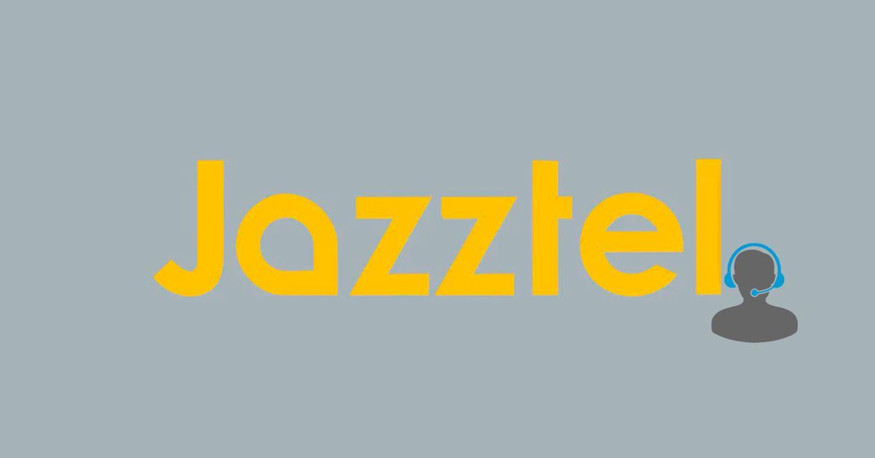 Contactar con atención al cliente de Jazztel