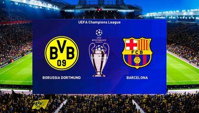 Cómo ver el Borussia Dortmund – FC Barcelona de Champions en directo por TV, online y móvil