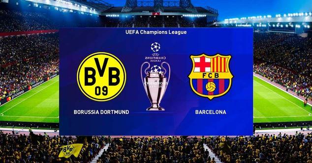 Borussia Dortmund – FC Barcelona