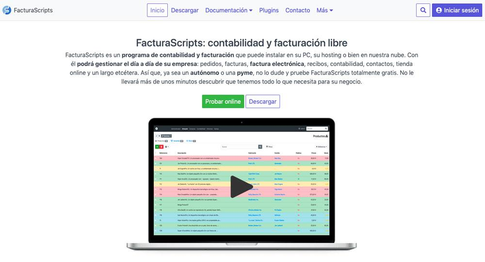 Facturascripts