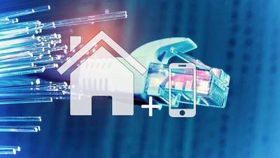 Las mejores tarifas convergentes con fibra y móvil para tu casa