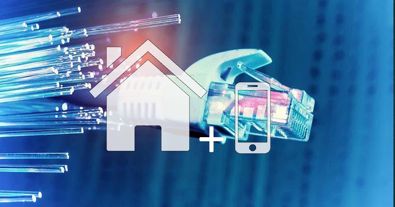 Ver noticia 'Noticia 'Las mejores tarifas convergentes con fibra y móvil para tu casa''