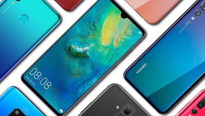 Ofertas Huawei de los últimos móviles con el 100% de Android