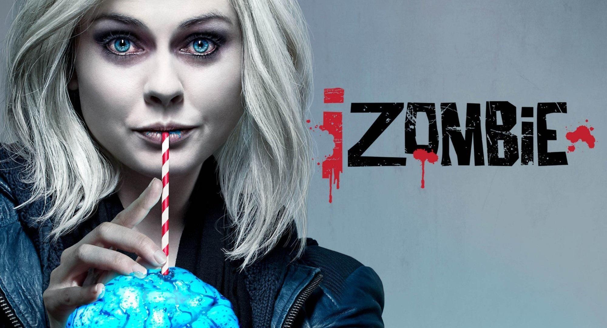 iZombie - Mejores series de zombies netflix