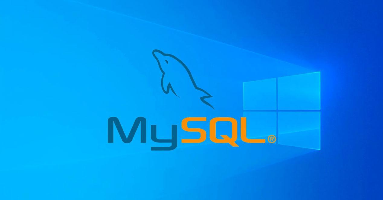 Instalar MySQL en Windows 10
