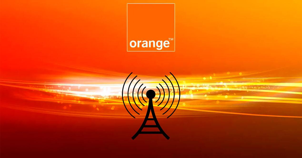 Listado con todos los OMV de Orange
