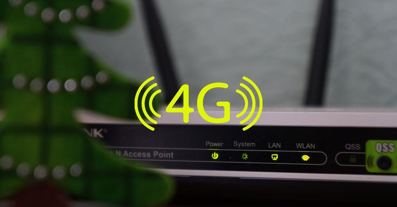 Mejores tarifas 4G para casa