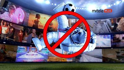 Mitele Plus de nuevo con problemas por cortes y retrasos, ahora en el Sevilla – Real Madrid de LaLiga