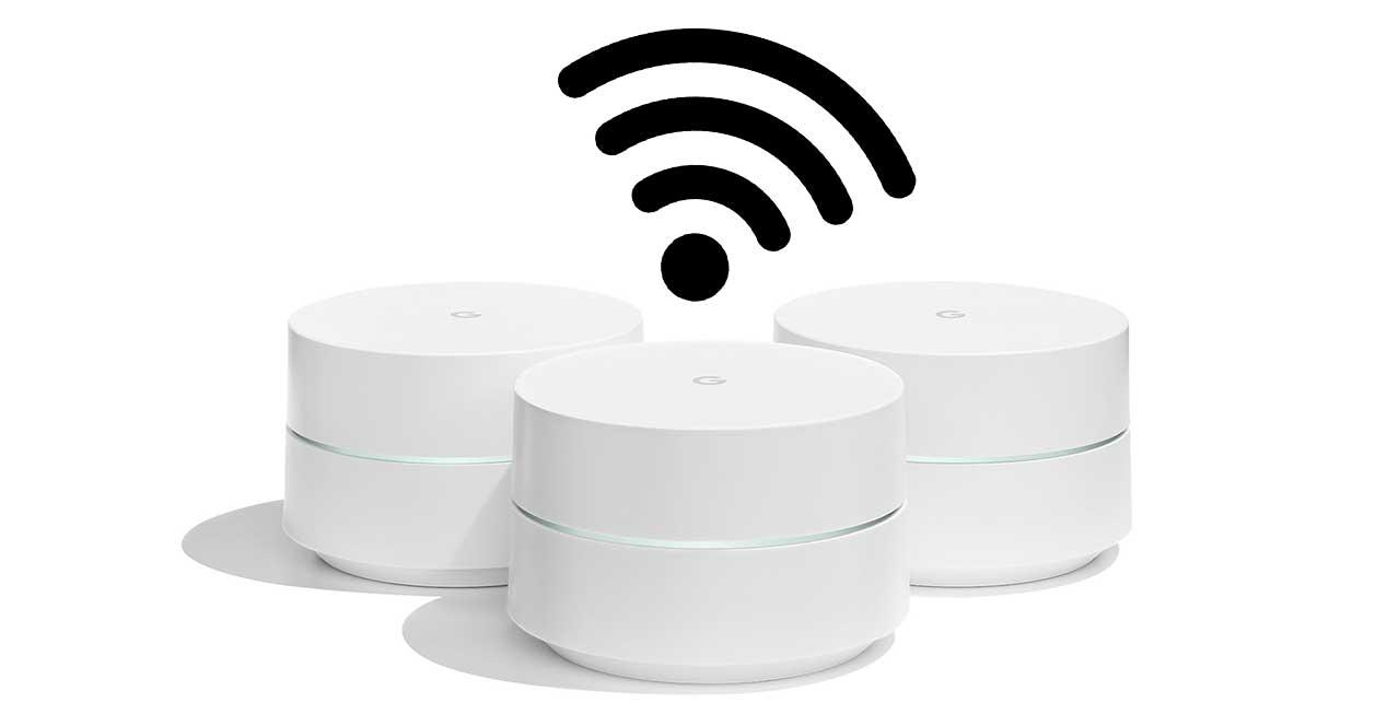 nest wifi google
