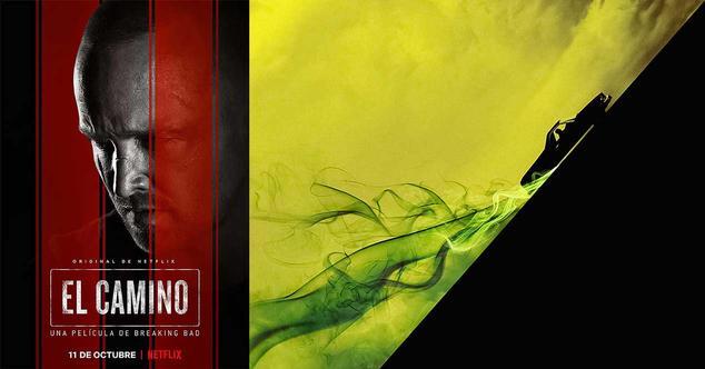 netflix el camino octubre 2019 estrenos