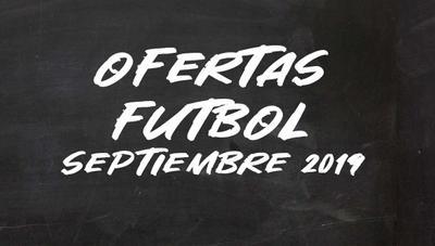 Las ofertas que tienes para ver el futbol por la tele en septiembre