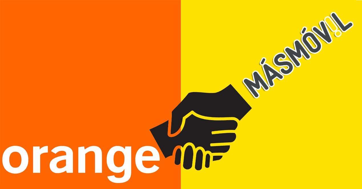 orange masmovil acuerdo