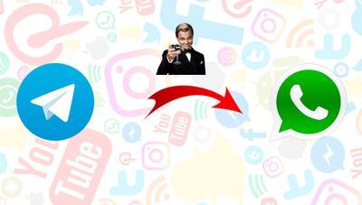 Stickers: así puedes usar los de Telegram en WhatsApp