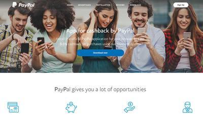 Esta web no es PayPal y sólo quiere tu dinero