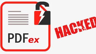 Consiguen hackear el cifrado del PDF con dos nuevos ataques