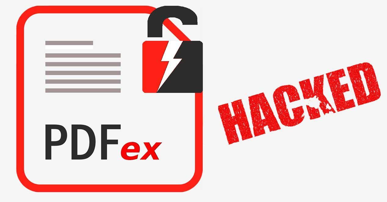 pdf pdfex hackeado