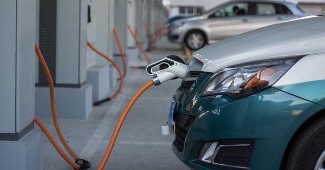 recargar coche electrico
