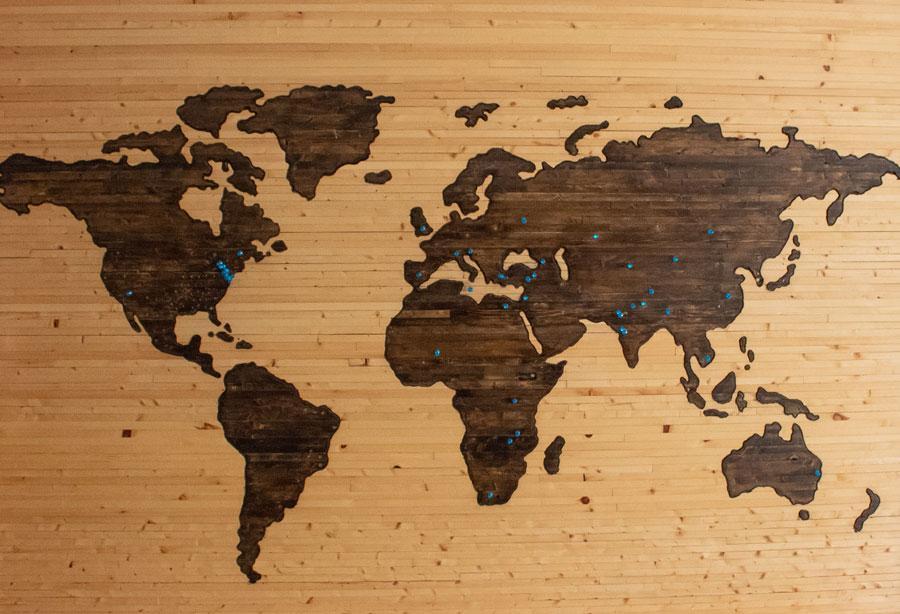 Roaming en el resto del mundo