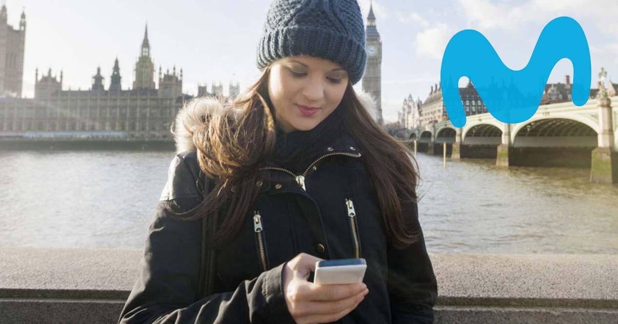 Ver noticia 'Noticia 'Todas las tarifas roaming de Movistar para hablar y navegar desde el móvil en el extranjero''
